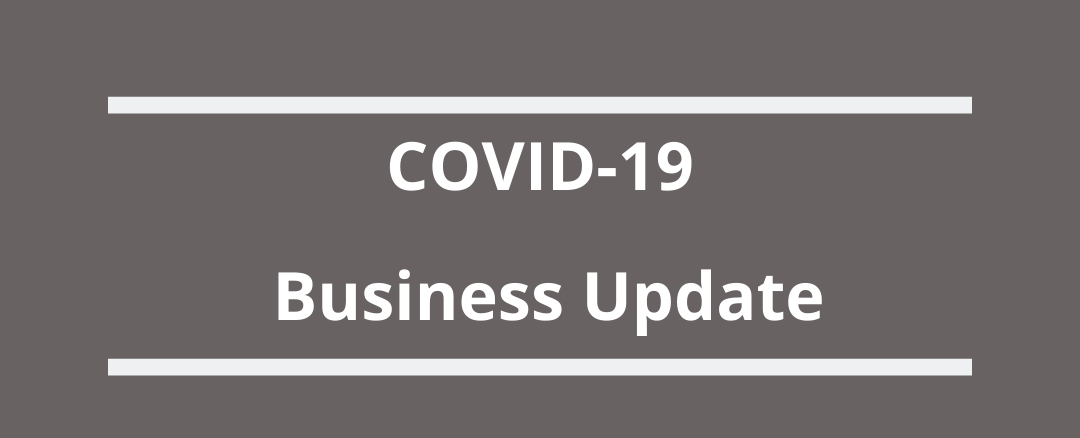 COVID-19 Business Update (cropped)